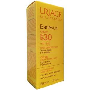 Урьяж Барьесан солнцезащитный крем SPF30 50 мл
