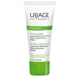 Урьяж Исеак 3-regul универсальный крем для жирной и проблемной кожи 40 мл