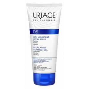 Урьяж DS регулирующий очищающий гель, урьяж дс гель, uriage d.s. gel
