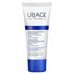 Урьяж дс эмульсия, uriage d.s. emulsion, uriage d.s. emulsion apaisante regulatrice