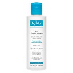 Урьяж Очищающая вода для нормальной и комбинированной кожи 250 мл